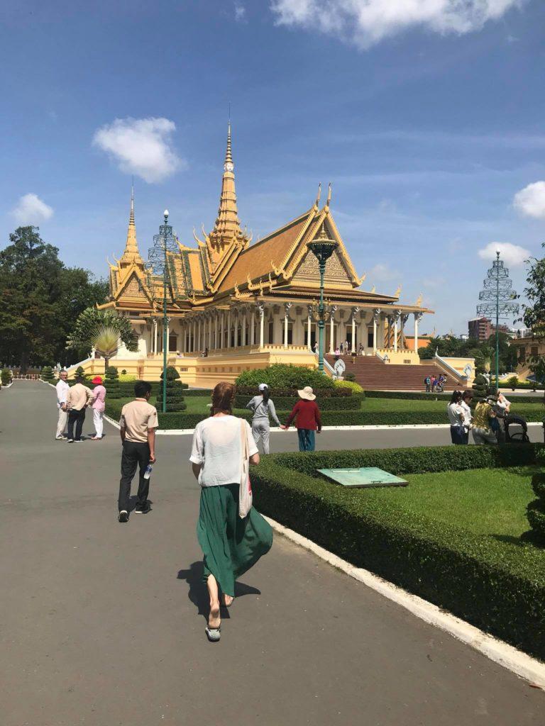 Cambodia Phnom Phen